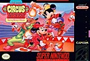 jaquette Super Nintendo The Great Circus Mystery Starring Mickey Minnie