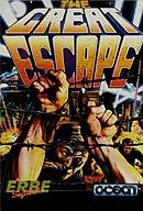 jaquette Amstrad CPC The Great Escape