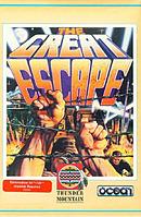 jaquette Commodore 64 The Great Escape