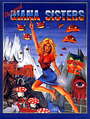 jaquette Amstrad CPC The Great Giana Sisters
