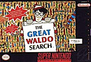jaquette Super Nintendo The Great Waldo Search