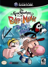 jaquette Gamecube The Grim Adventures Of Billy Mandy