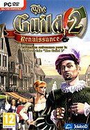 jaquette PC The Guild 2 Renaissance