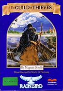 jaquette Amstrad CPC The Guild Of Thieves