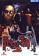 jaquette PC The House Of The Dead 2