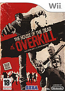 jaquette Wii The House Of The Dead Overkill