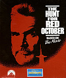 jaquette Amiga The Hunt For Red October