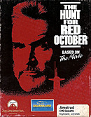 jaquette Amstrad CPC The Hunt For Red October