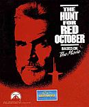 jaquette Atari ST The Hunt For Red October