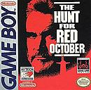jaquette Gameboy The Hunt For Red October