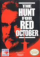 jaquette Nes The Hunt For Red October