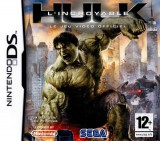 jaquette Nintendo DS The Incredible Hulk 1994