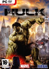 jaquette PC The Incredible Hulk 1994