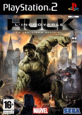 jaquette PlayStation 2 The Incredible Hulk 1994