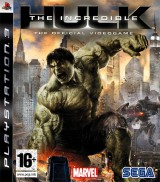 jaquette PlayStation 3 The Incredible Hulk 1994