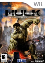 jaquette Wii The Incredible Hulk 1994