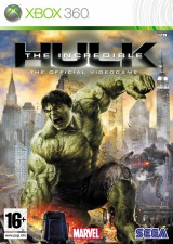 jaquette Xbox 360 The Incredible Hulk 1994