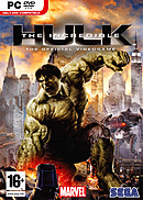 jaquette PC The Incredible Hulk