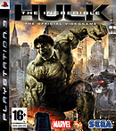 jaquette PlayStation 3 The Incredible Hulk