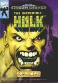 jaquette Super Nintendo The Incredible Hulk