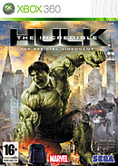jaquette Xbox 360 The Incredible Hulk
