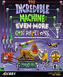 jaquette Mac The Incredible Machine Even More Contraptions