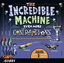 jaquette PC The Incredible Machine Even More Contraptions