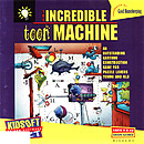 jaquette PC The Incredible Toon Machine