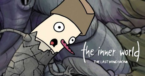 jaquette PC The Inner World The Last Wind Monk