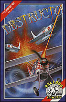 jaquette Commodore 64 The Island Of Dr. Destructo