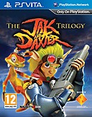 jaquette PS Vita The Jak And Daxter Trilogy