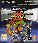 jaquette PlayStation 3 The Jak And Daxter Trilogy