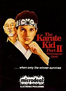 The Karate Kid Part II : The Computer Game