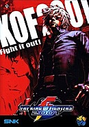 jaquette Neo Geo The King Of Fighters 2001