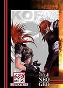 jaquette Neo Geo The King Of Fighters 2002