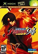 jaquette Xbox The King Of Fighters 94 Re Bout