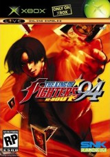 jaquette Xbox The King Of Fighters 94