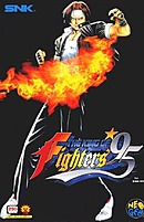 jaquette Neo Geo The King Of Fighters 95