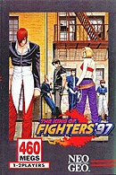 jaquette Neo Geo The King Of Fighters 97