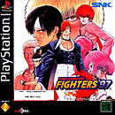 jaquette PlayStation 1 The King Of Fighters 97