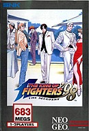 jaquette Neo Geo The King Of Fighters 98