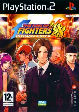 jaquette PlayStation 2 The King Of Fighters 98