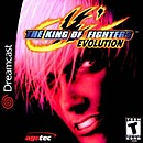 jaquette Dreamcast The King Of Fighters 99 Evolution