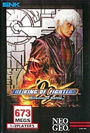 jaquette Neo Geo The King Of Fighters 99
