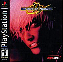 jaquette PlayStation 1 The King Of Fighters 99