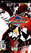 jaquette PSP The King Of Fighters Collection The Orochi Saga