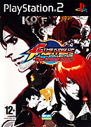 jaquette PlayStation 2 The King Of Fighters Collection The Orochi Saga
