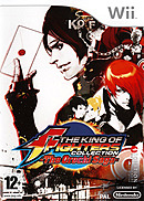 jaquette Wii The King Of Fighters Collection The Orochi Saga