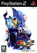 jaquette PlayStation 2 The King Of Fighters Maximum Impact 2
