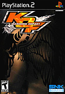 jaquette PlayStation 2 The King Of Fighters Maximum Impact
